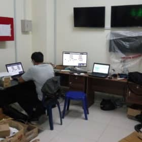 Building monitoring system jasa program plc indonesia programming services ugm2