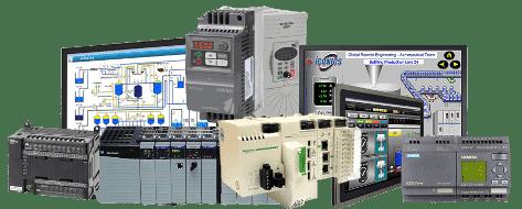 rumah otomatis program plc scada hmi kontrol sistem inverter jasa servis service mesin industri pabrik internet of things home (1)