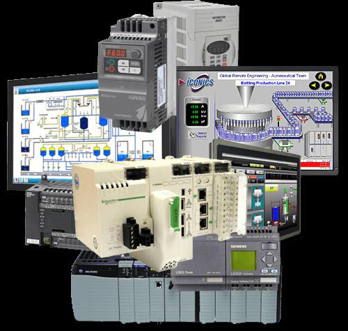 rumah otomatis program plc scada hmi kontrol sistem inverter jasa servis service mesin industri pabrik internet of things home garansi
